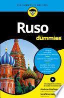 Libro de Ruso Para Dummies