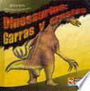 Libro de Dinosaurios, Garras Y Crestas