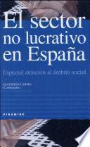 Libro de El Sector No Lucrativo En España