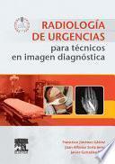 Libro de Radiología De Urgencias Para Técnicos En Imagen Diagnóstica + Acceso Web