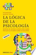 Libro de La Lógica De La Psicología
