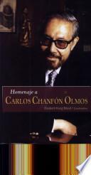 Libro de Homenaje A Carlos Chanfón Olmos