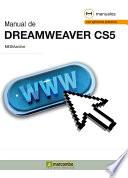 Libro de Manual De Dreamweaver Cs5