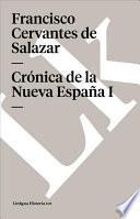 Libro de Crónica De La Nueva España I