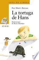Libro de La Tortuga De Hans