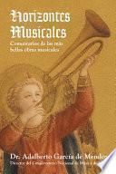 Libro de Horizontes Musicales