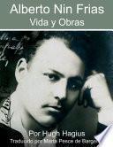 Libro de Alberto Nin Frias Vida Y Obras