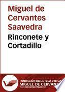 Libro de Rinconete Y Cortadillo