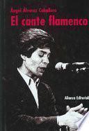 Libro de El Cante Flamenco
