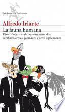 Libro de La Fauna Humana