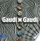 Libro de Gaudi X Gaudi