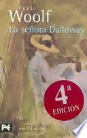 Libro de La Señora Dalloway