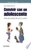 Libro de Convivir Con Un Adolescente