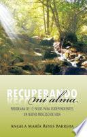 Libro de Recuperando Mi Alma