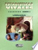 Libro de Estadísticas Vitales. Chihuahua. Cuaderno Número 2