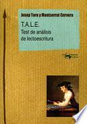 Libro de T.a.l.e.