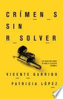 Libro de Crímenes Sin Resolver