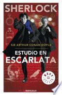 Libro de Estudio En Escarlata (sherlock 1)