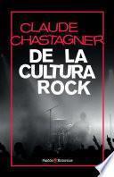 Libro de De La Cultura Rock