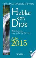 Libro de Hablar Con Dios   Julio 2015