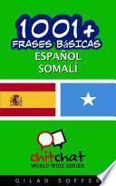 Libro de 1001+ Frases Básicas Español   Somalí