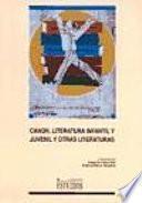 Libro de Canon, Literatura Infantil Y Juvenil Y Otras Literaturas