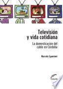 Libro de Televisión Y Vida Cotidiana
