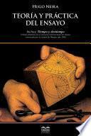 Libro de Teoría Y Práctica Del Ensayo