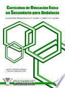 Libro de Currículum De Educación Física En Secundaria Para Andalucía