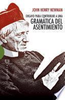 Libro de Ensayo Para Contribuir A Una Gramática Del Asentimiento