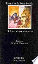 Libro de Del Rey Abajo, Ninguno