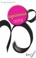 Libro de Capricornio 2012