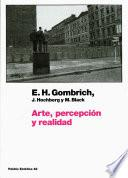 Libro de Arte, Percepción Y Realidad