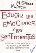 Libro de Educar Las Emociones Y Los Sentimientos
