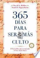 Libro de 365 Días Para Ser Más Culto
