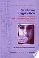 Libro de Sexismo Lingüístico