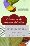 Libro de El Amor En Los Tiempos Del Cólera