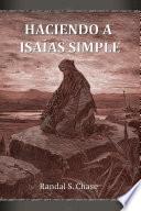 Libro de Haciendo A Isaías Simple