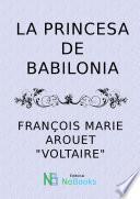 Libro de La Princesa De Babilonia