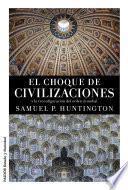 Libro de El Choque De Civilizaciones