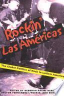 Libro de Rockin  Las Américas