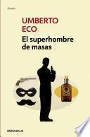 Libro de El Superhombre De Masas