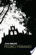 Libro de Pedro Paramo