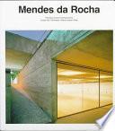 Libro de Mendes Da Rocha
