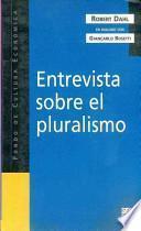 Libro de Entrevista Sobre El Pluralismo