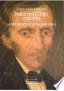 Libro de Pablo Montesino (1781 1849)