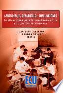 Libro de Aprendizaje, Desarrollo Y Disfunciones
