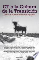 Libro de Ct O La Cultura De La Transición