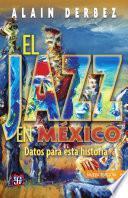 Libro de El Jazz En México