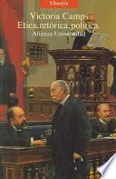 Libro de Etica, Retórica, Política